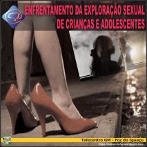 ENFRENTAMENTO DA EXPLORAÇÃO SEXUAL DE CRIANÇAS E ADOLESCENTES - ESCA